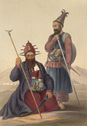 Chief Executioner and Assistant of his Majesty, the late Shah